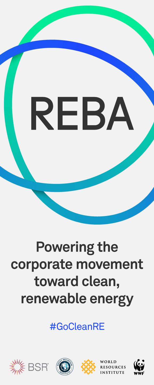 REBA Facebook Banner Ad