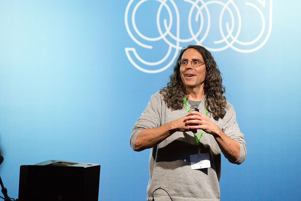Immersive events and keynote talks