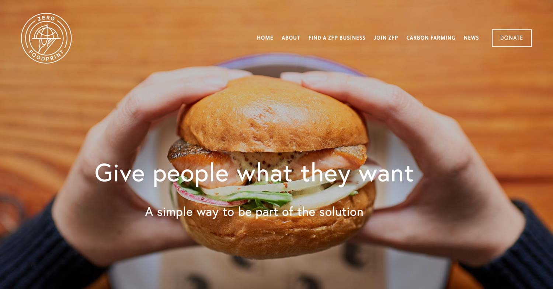 Zero Foodprint Join