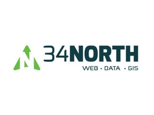 34 North Logo