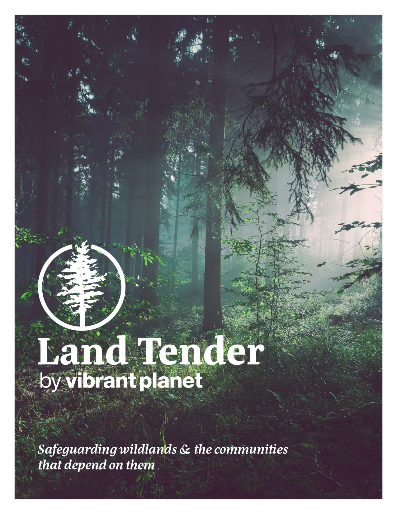 Land Tender by Vibrant Planet Overview Cover